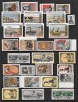 Годовой набор марок 1953 г.