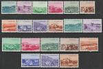 Турция 1959 год. Города (V), 20 марок.
