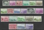 Турция 1960 год. Города (VI), 20 марок.