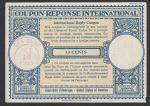 Купон Всемирного Почтового Союза, 1956 год
