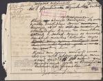 8 Финляндский Стрелковый полк, 14 июля 1910 год, бумага с ВЗ
