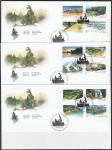 3 КПД Канады 1993 год. Природные парки провинций Канады, 30.06.1993 год, Whitney