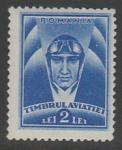 Румыния 1932 год. Авиатор, для финансирования авиаперевозок, 1 марка (1 из 3-х)