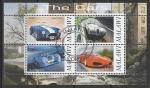 Малави 2010 год. Скоростные автомобили, малый лист (гашёный)