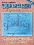 Каталог Бумажные деньги мира, 2002 год