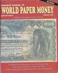 Каталог Бумажные деньги мира, 2000 год