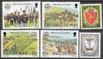 Остров Мэн, 1979. 1000-летие парламента города Тинуолд в Великобритании, 6 марок