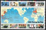 США 1993 год. История Второй Мировой войны. События 1943 года. Блок