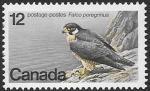 Канада, 1978. Охрана природы. Сокол. 1 марка
