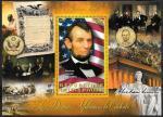 Кот дИвуар 2013 год. Президент США Авраам Линкольн. Блок