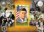 Кот дИвуар 2013 год. Президент США Джон Кеннеди. Блок